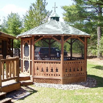 Traditional Gazebos